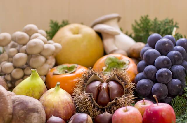 9月の食材のイメージ