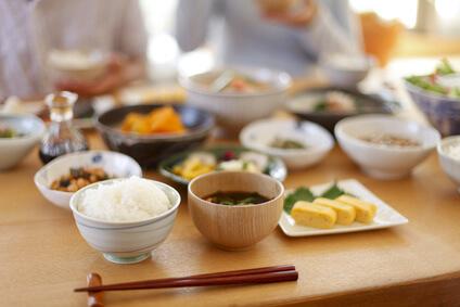 身体をつくる根源である食べ物