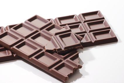 カカオポリフェノールで抗酸化作用が期待できるチョコレート