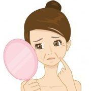 エイジングケアに悩む女性