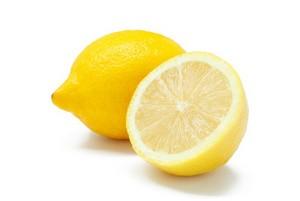 ソラレンを含むレモン