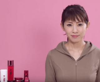 敏感肌対策の3つの基本を動画で解説する中川ゆう子さん