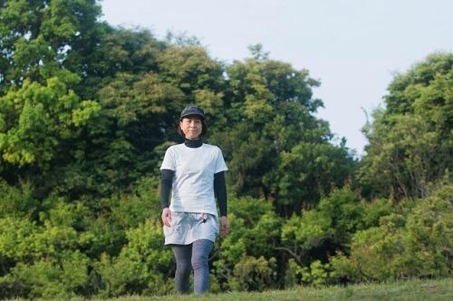 適度な運動で乾燥の予防