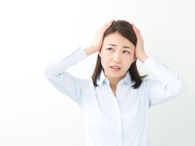 活性酸素の増加に悩む女性