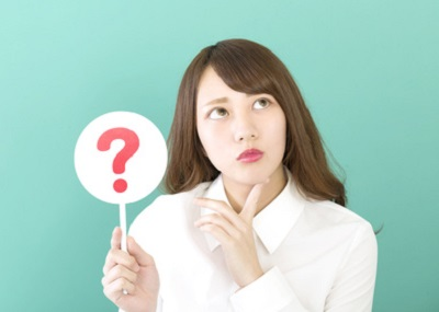 グルタチオンに疑問を持つ女性