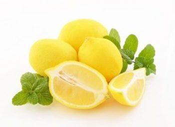 有機酸を含むレモン