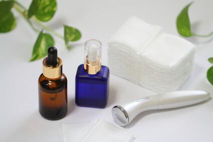 2種類のビタミンC誘導体美容液