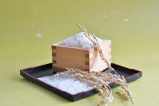 グルコシルセラミドの原料である米