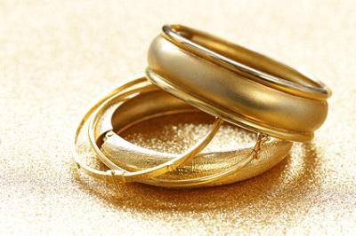 抗酸化作用のある金(ゴールド)のイメージ