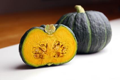 ビタミンEが豊富なかぼちゃ