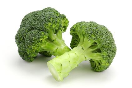 ストレスを減らす「ブロッコリー」