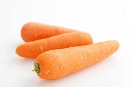 バランスのよい野菜「ニンジン」