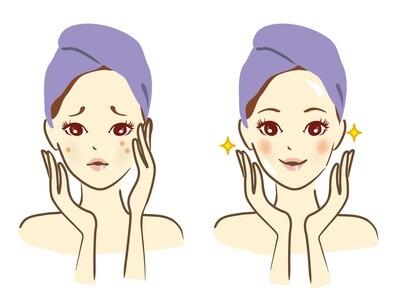 グリチルリチン酸2K(ジカリウム)化粧品の効果を実感した女性