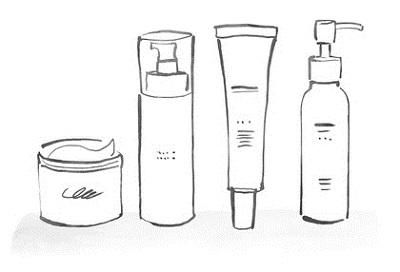ユズ果実エキスが配合される化粧品のイメージ