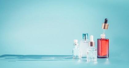 ユビキノン配合化粧品のイメージ