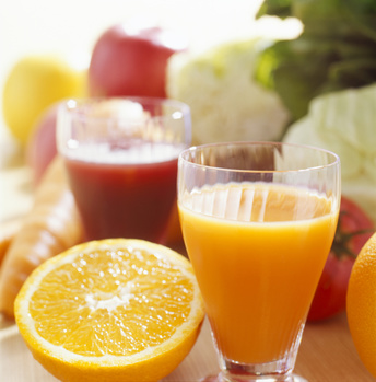 乾燥肌対策に食べ物と飲み物で保湿