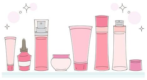 ラウリン酸ポリグリセリル-10配合化粧品のイメージ