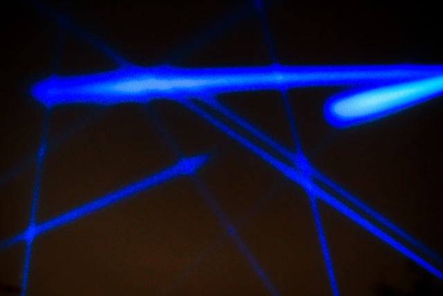 レーザーのイメージ