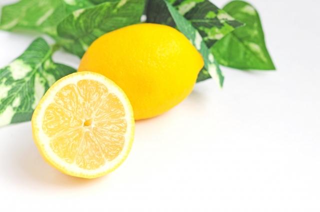 食物繊維が豊富なレモン