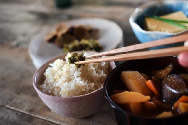 乾燥対策で食事に気をつける