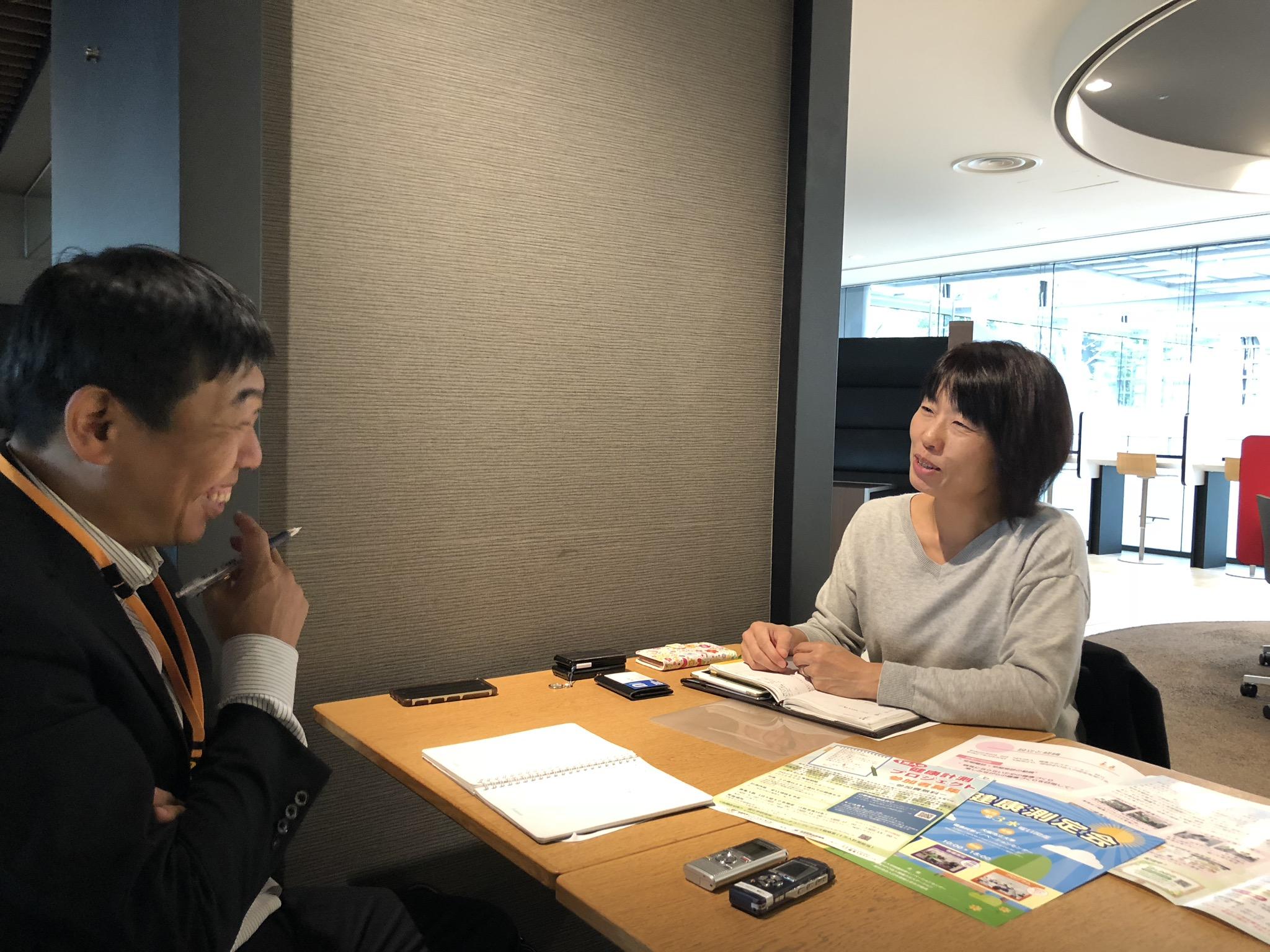 浦田千昌さんインタビュー 写真10