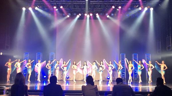 2019 Miss Supranational Japan東京・神奈川大会オープニングの模様