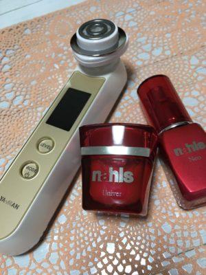 フォトプラスとナールス化粧品