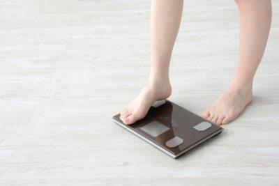 ダイエットしながら美肌を目指す30代女性