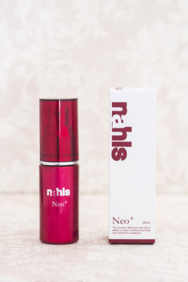 Ⅲ型コラーゲンに着目したネオダーミル配合美容液「ナールスネオ」