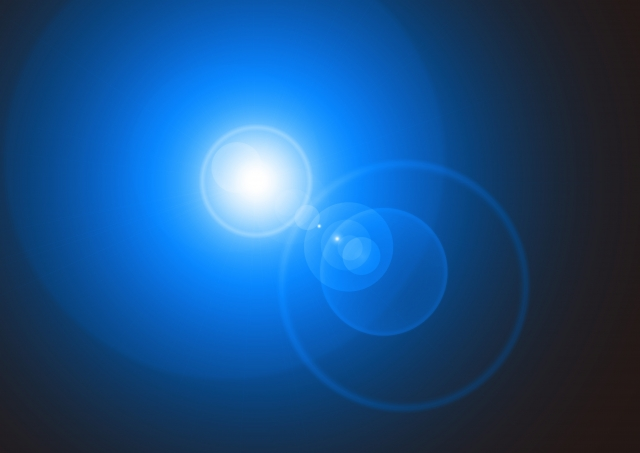 ブルーライトのイメージ