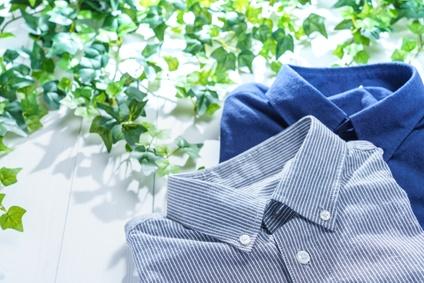 汗対策として着替えるためのシャツ