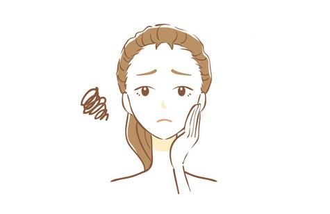 眼瞼下垂のイメージ