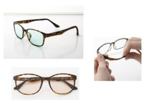 冬の紫外線対策に使えるナールス新発売のアイケアメガネ