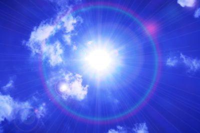 免疫低下で病気を引き起こす紫外線