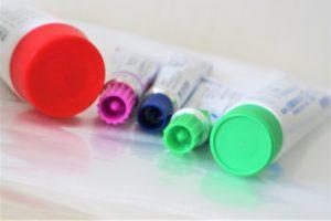 サンバーンの治療に使われる塗り薬のイメージ