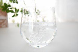 うるおう肌にとって重要な良い水